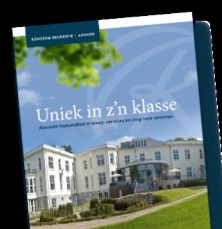 Brochure over de unieke klasse van Rosorum