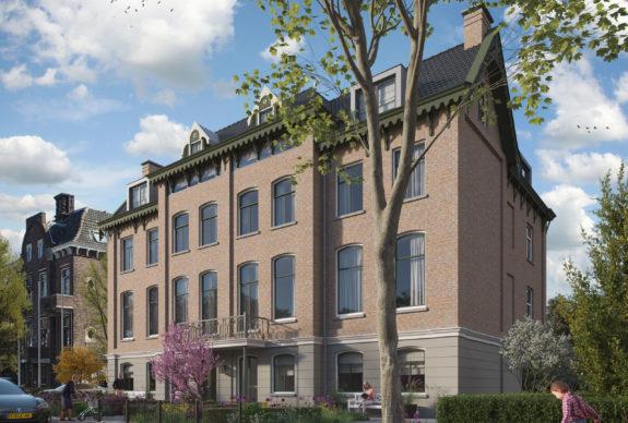 Nieuwe zorgvilla in Zwolle